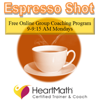 Online Group Coaching with HeartMath Coach